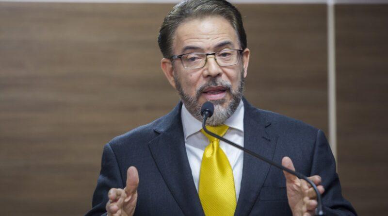Guillermo Moreno afirmó que el proyecto actual de Presupuesto General del Estado contempla un aumento de la deuda pública por valor de 291 mil millones de pesos