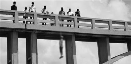 Hallan ahorcado a un extranjero en puente de Samaná