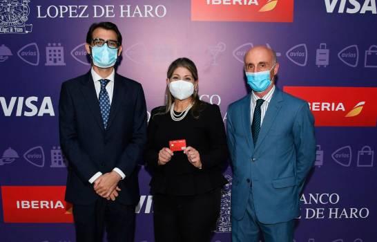 Iberia y Banco López de Haro presentan tarjeta de crédito Visa