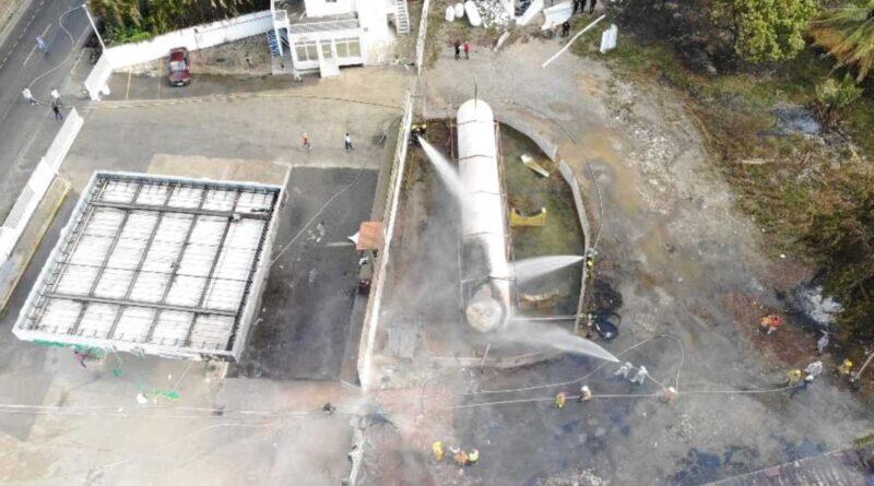 Interior y Policía niega vaya a demandar envasadora que explotó en Santiago