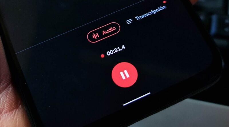 La grabadora de voz de Google se prepara para hacer copias de seguridad en Drive