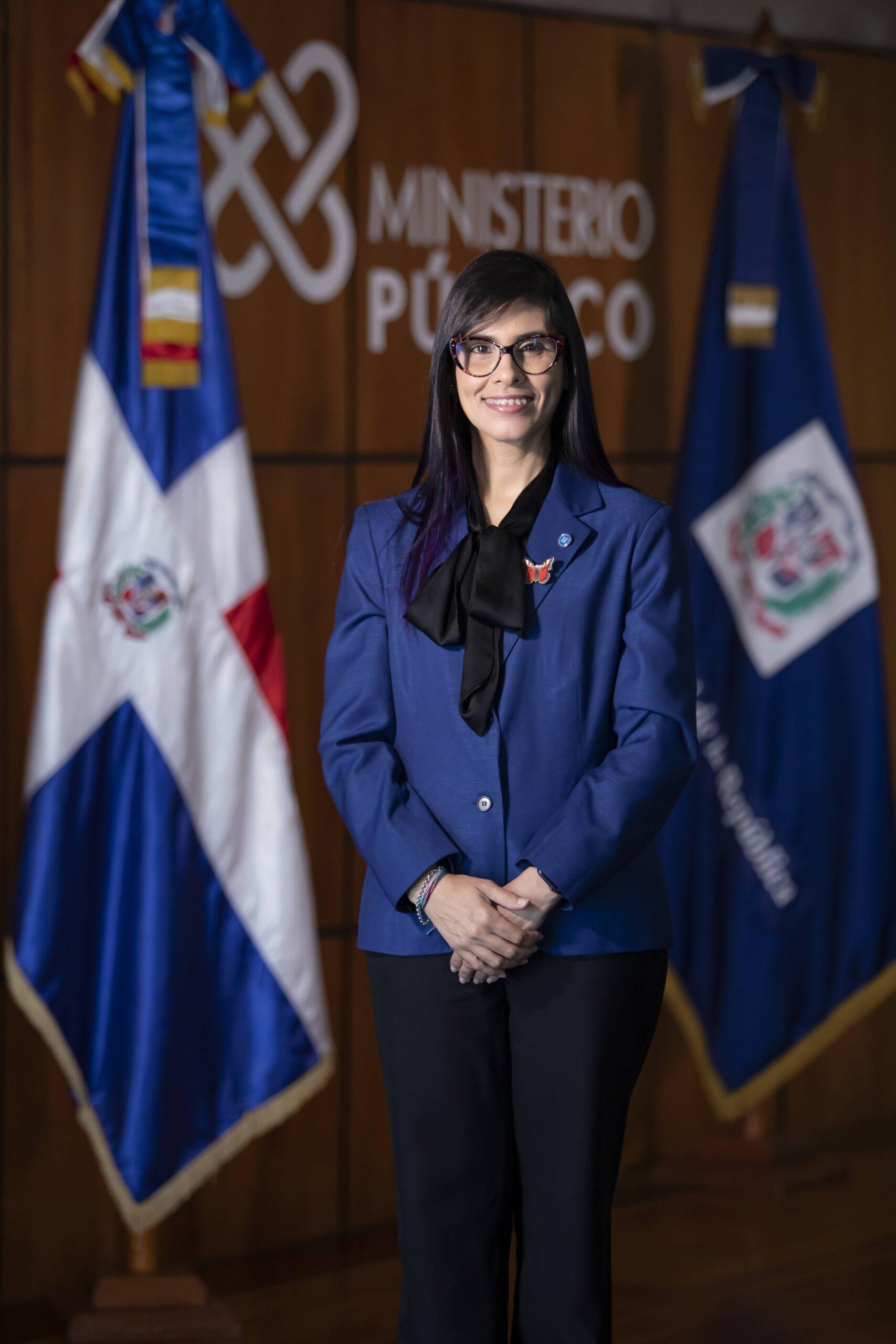 Magistrada Diná Llaverías recordó que toda la sociedad debe vigilar, junto al Ministerio Público, el cumplimento a los derechos de menores de edad