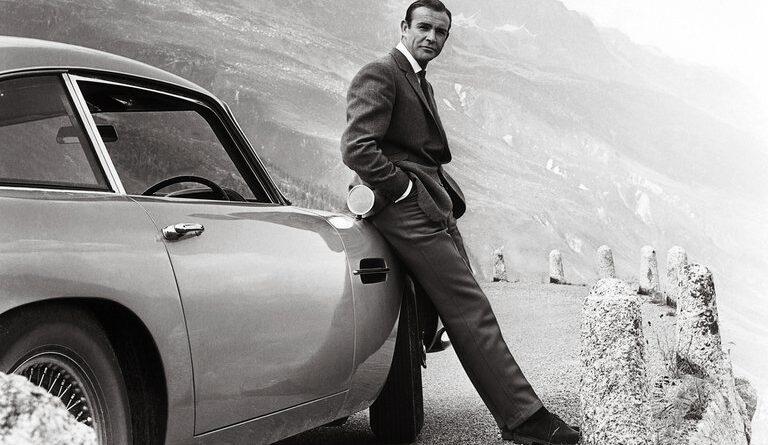 ACABA DE MORIR :Sean Connery, el legendario James Bond