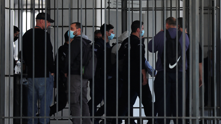 Número dos de grupo neonazi Amanecer Dorado huye para evitar su arresto en Grecia