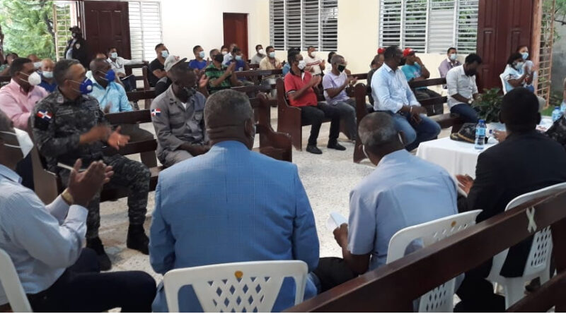 Policía Nacional continúa acercamiento con las comunidades en SDE