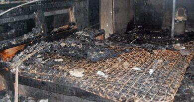 Dos fuegos ayer DN y SDE, sin víctimas