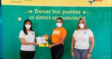 Sirena apoya el regreso a clases de cinco mil niños y niñas en situación de vulnerabilidad