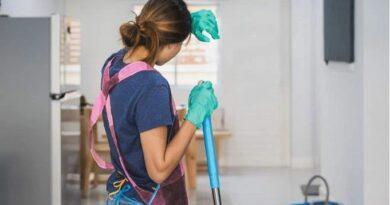 La crisis por Covid afectó al 90% de trabajadoras del hogar