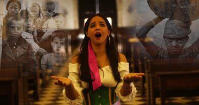 Actriz dominicana en semifinal de competencia internacional de actores