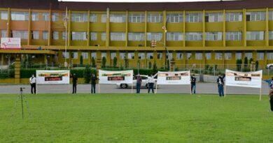 Convocatoria a Plaza de la Bandera no tuvo acogida de la gente