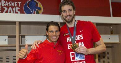 Deportistas se rinden al campeón del Roland Garros, Rafael Nadal