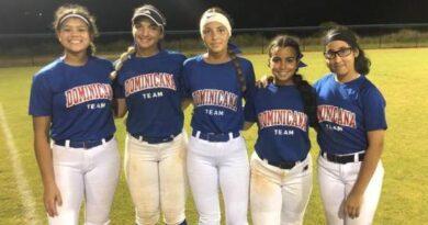 RD avanza a semifinal en torneo sub-18 de softbol femenino en Estados Unidos
