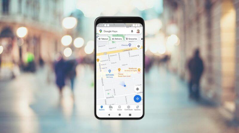 Google Maps te dirá en tiempo real si se puede guardar la distancia social en un lugar