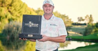 Estadounidense Kokrak gana su primer título PGA Tour