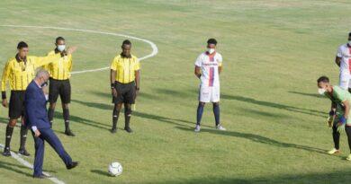 O&M se impone ante Atlético San Cristóbal en inicio de torneo de la LDF 2020