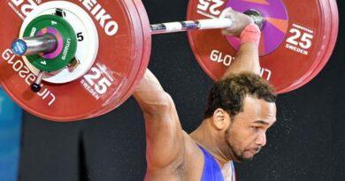 Santana y Cedeño ganan ocho preseas en campeonato virtual de pesas