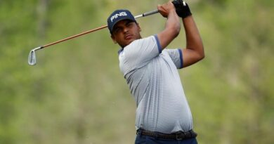 Sebastián Muñoz lidera torneo The ZOZO Championship del PGA Tour