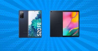 Samsung te regala una tablet al comprar el Galaxy S20 FE, un pack que solucionará todos tus problemas