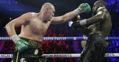 Fury dice que peleará en Londres en diciembre