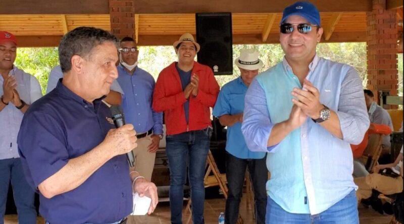 54 diputados y destacados dirigentes del PLD planifican lanzamiento de la candidatura presidencial de Abel Martínez 2024/2028