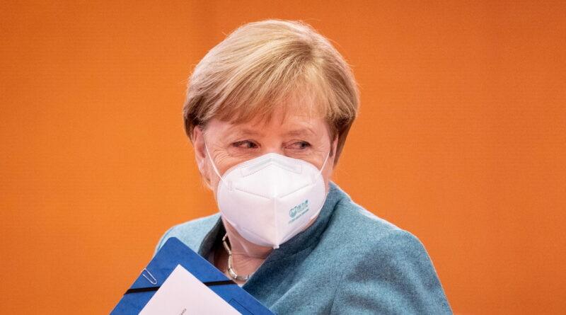 """Merkel: """"Las restricciones por el covid-19 se levantarán solo cuando entre el 60 y el 70 por ciento de la población sea inmune"""""""