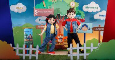ACAP realiza Jornada de Educación Financiera Infantil 2020 con personajes nuevos