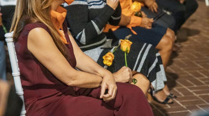 ADN enciende luces naranja en ocasión del Día de la eliminación de toda forma de violencia contra la mujer
