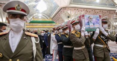 """ALERTA ; Irán promete una respuesta """"calculada y decisiva"""" al asesinato de su científico nuclear"""