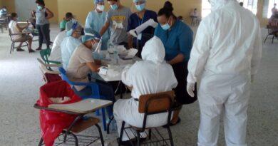 Área ll realiza jornada preventiva contra COVID-19; intervienen varios destacamentos