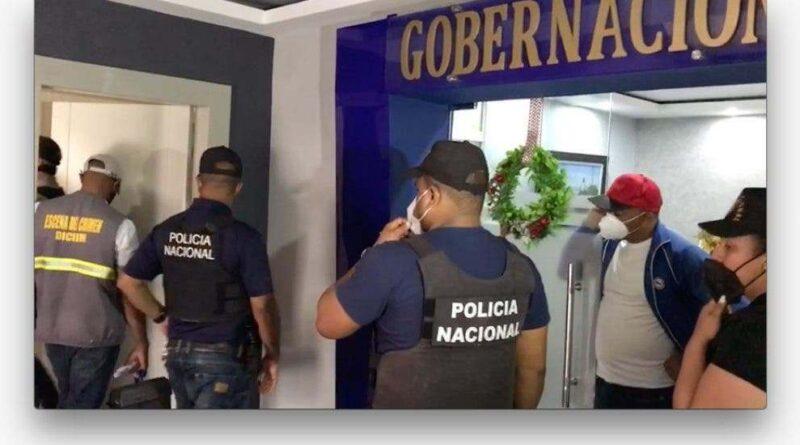 Desconocidos intentan penetrar a la Gobernación civil de la provincial Duarte