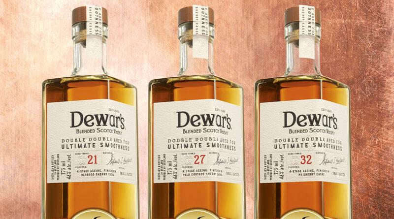 Dewar´s sigue consolidándose como el whisky escocés mezclado más premiado del mundo