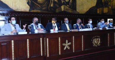 Diputados celebran vista pública, tratan tema de la justicia en tiempo de la pandemia