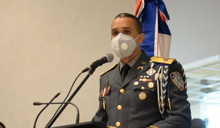 Director de la Policía da positivo a Covid-19