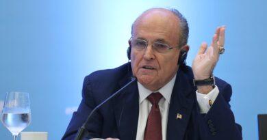 Rudolph Giuliani denunció a una empresa española de fraude electoral en Estados Unidos