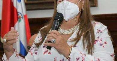 Gobernadora Rosa Santos afirma con discurso del presidente Luis Abinader el desarrollo del país está garantizado.