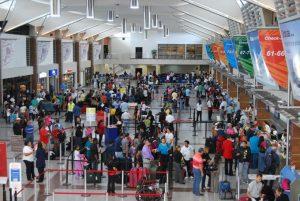 JAC proyecta repunte en la llegada de pasajeros al país en Navidad