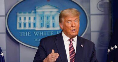"""Donald Trump habló desde la Casa Blanca en medio de un reñido conteo de votos: """"Si cuentas los votos legales, gano fácilmente"""""""