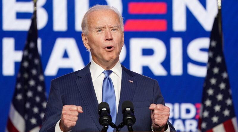 Joe Biden gana las presidenciales en EE.UU., según proyecciones de AP, NBC y CNN