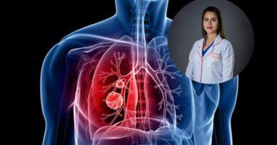 Neumóloga del Moscoso Puello advierte sobre peligro de la neumonía
