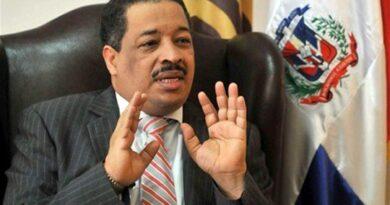 Roberto Rosario justifica deuda por más de RD$2 mil millones que dejó su gestión