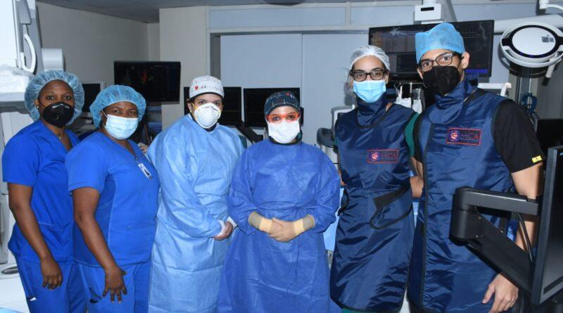 Se realiza la primera Ablación cardíaca en República Dominicana sin Radiación