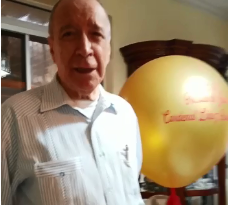 Cardenal Nicolás de Jesús López Rodríguez cumple hoy sus 84 años