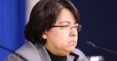 Solicitan con urgencia sangre AB para procuradora adjunta Roxanna Reyes