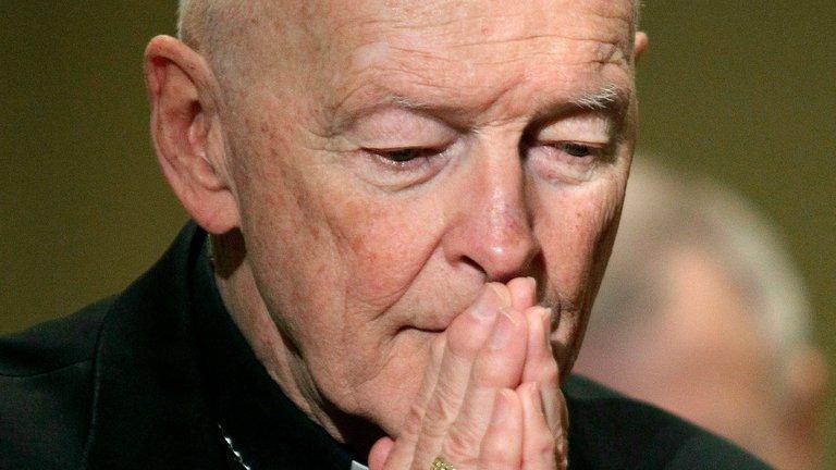 Cinco claves del explosivo informe del Vaticano sobre el ex cardenal McCarrick