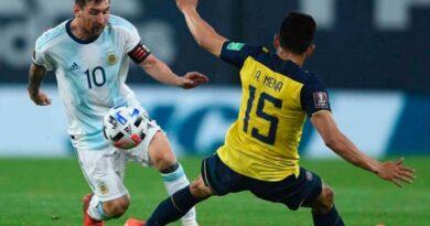 Argentina se prepara para jugar ante Paraguay con Messi y varias bajas