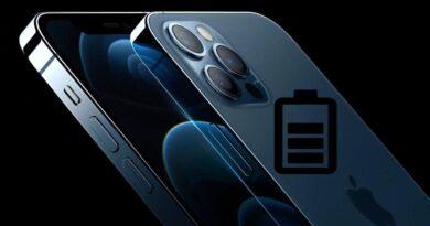La batería del iPhone 13 sería más pequeña gracias a una nueva tecnología