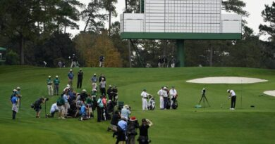 El golf tendrá un cierre estelar con el Masters de Georgia