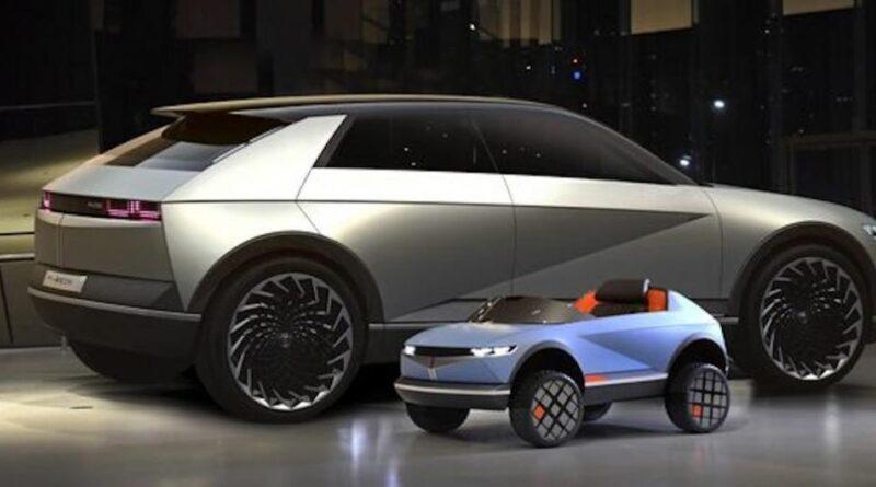 Hyundai lanza su coche eléctrico para los más pequeños de la casa