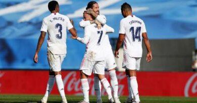 El Real Madrid golea 4-1 al Huesca con goles de Hazard y Benzema
