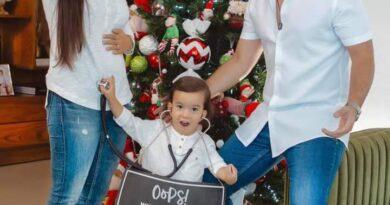 «¡Pronto seremos 4!» Manny Cruz revela que será padre por segunda vez
